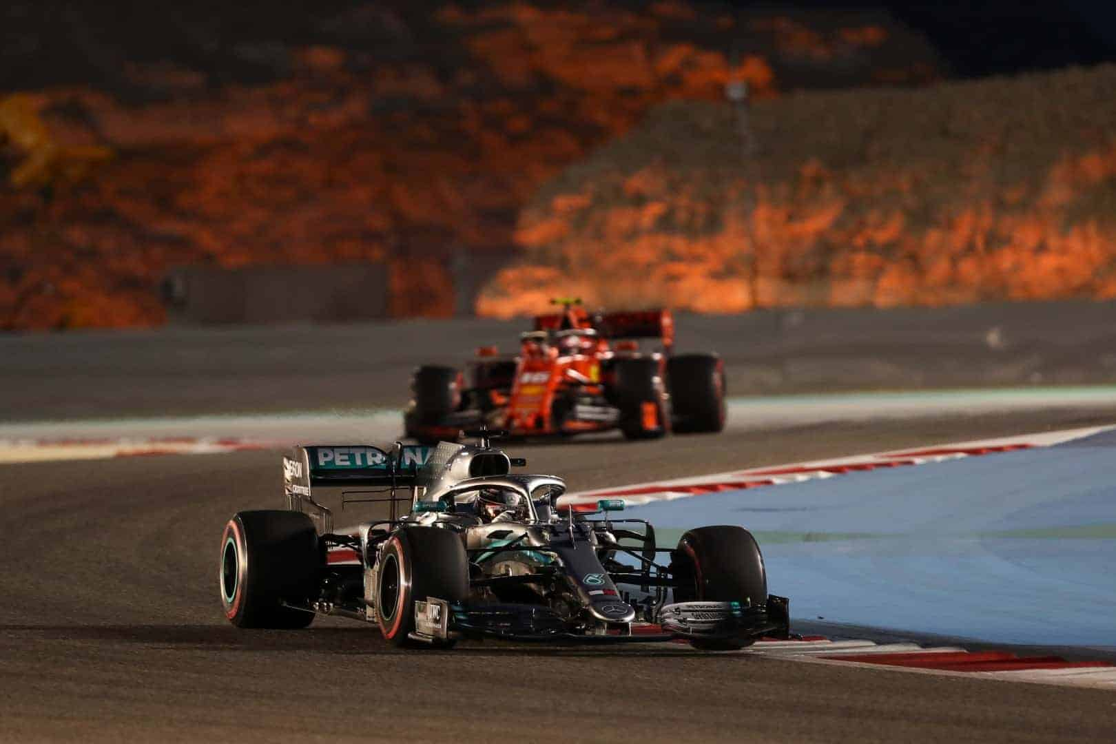 f1chronicle-2019 Bahrain Grand Prix, Saturday - Wolfgang Wilhelm