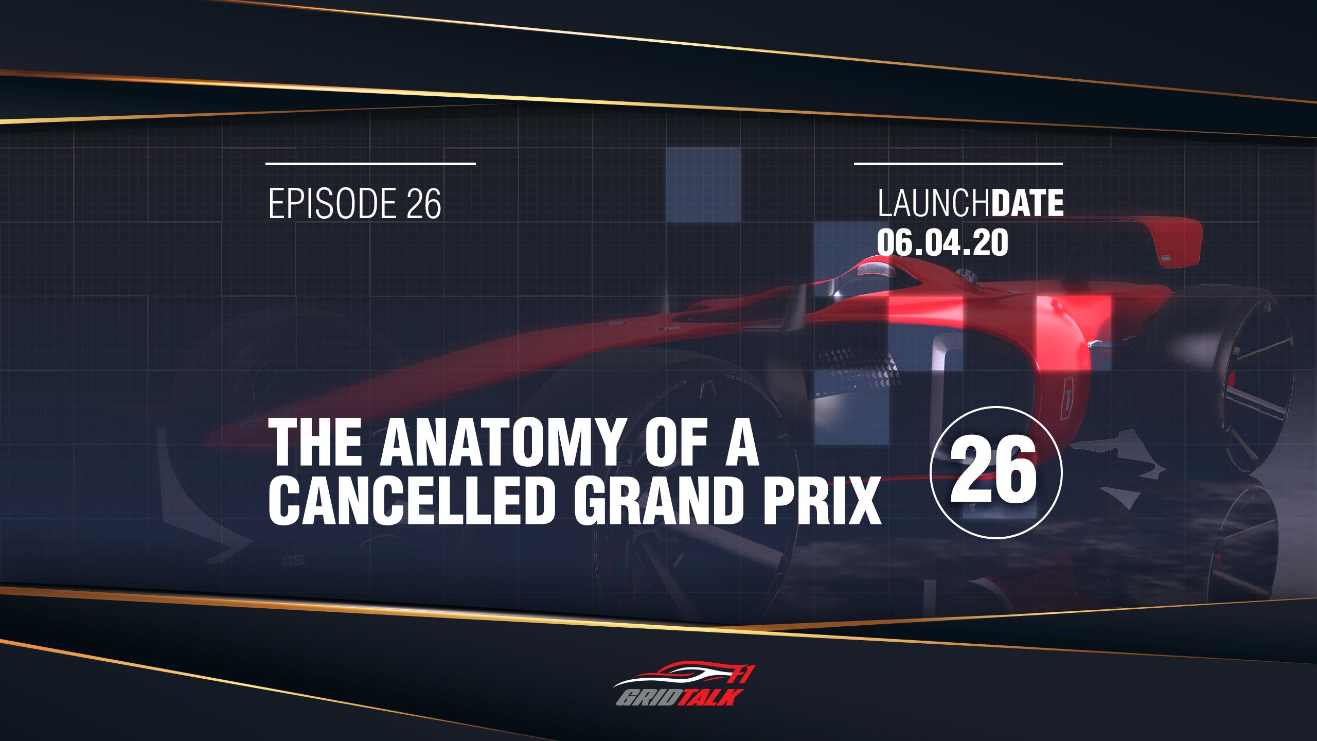 Formula 1 Grid Talk Podcast - Episode 26