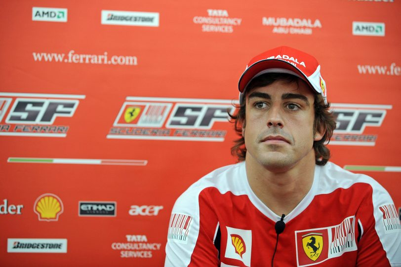 What fuel do f1 cars use? Fernando Alonso ran an interesting test in 2011 while with Ferrari.